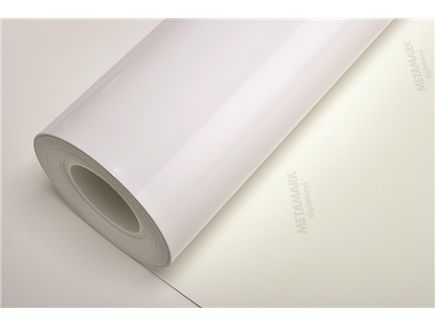 Vinilo Fundido blanco brillo 1.37 x 45 mt - MD-5