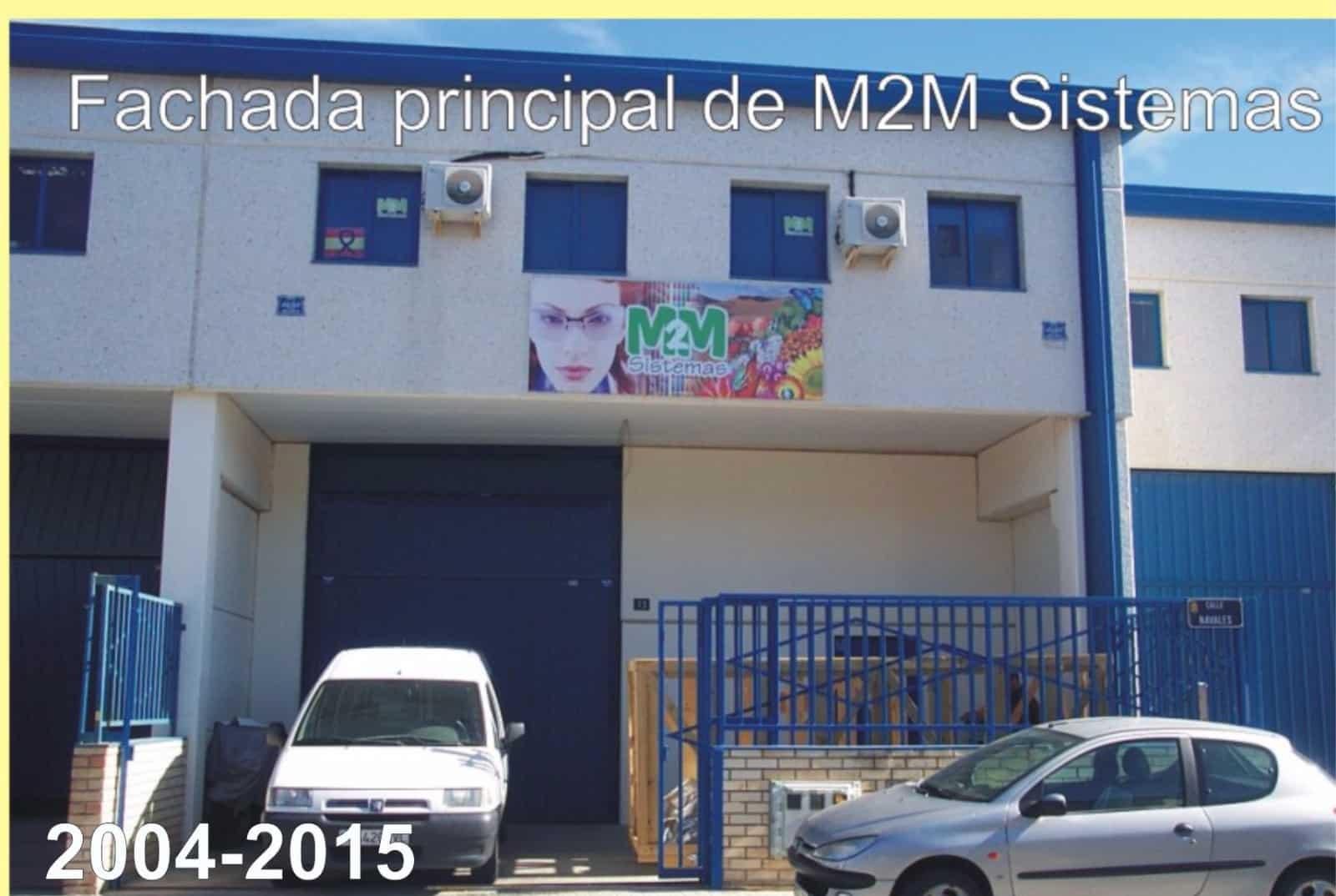 Calle Navales m2m