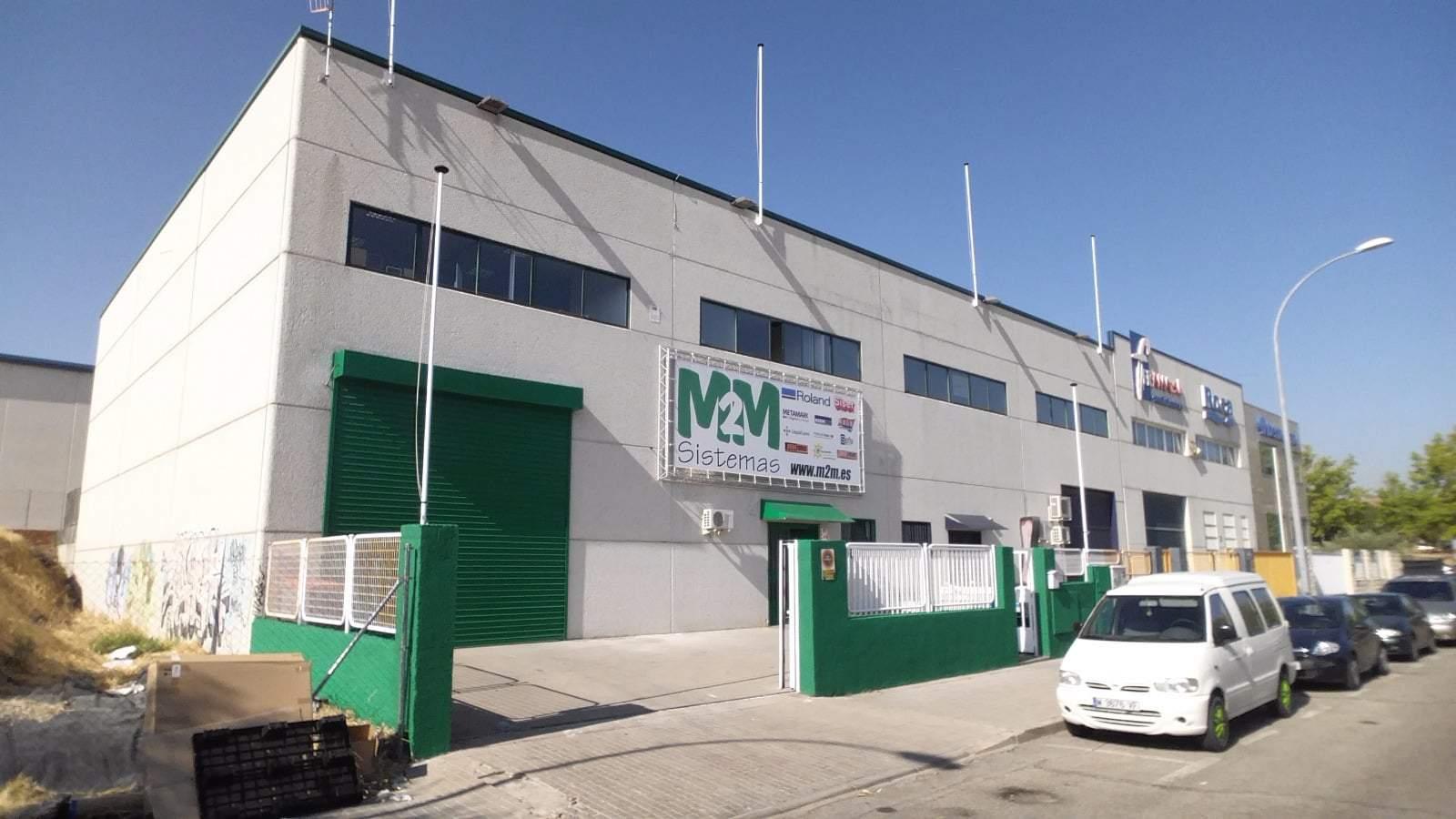 M2M Calle informatica 8