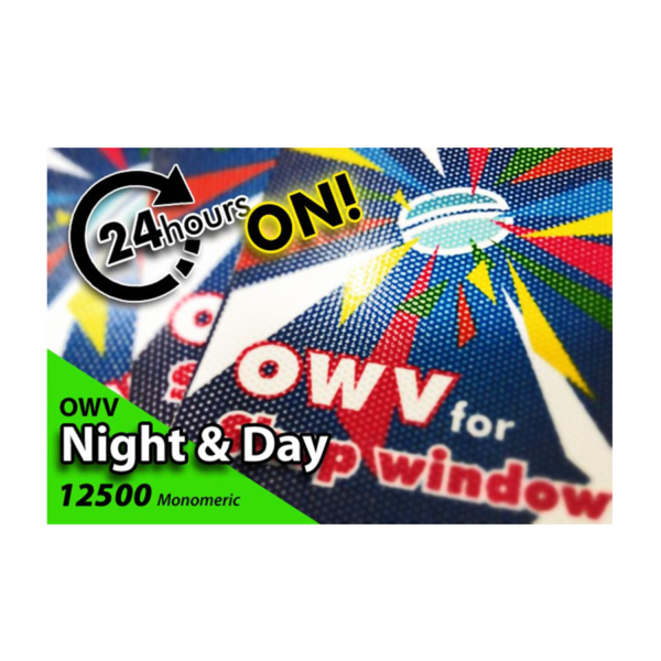 Vinilo perforado OWV Night and Day
