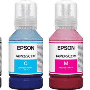 Tintas EPSON Dye sublimation